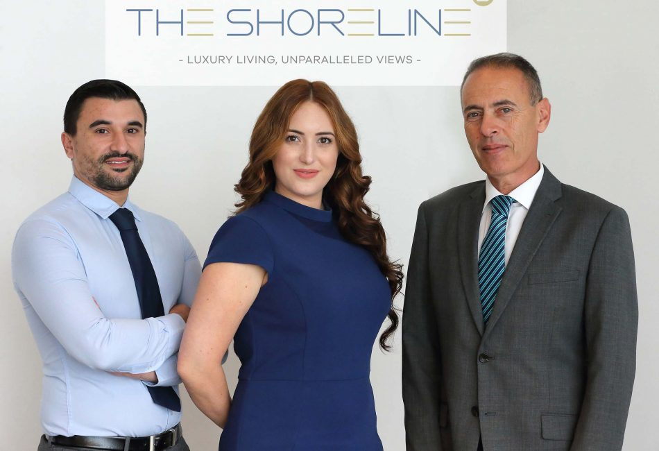 The Shoreline establishes its sales and marketing team