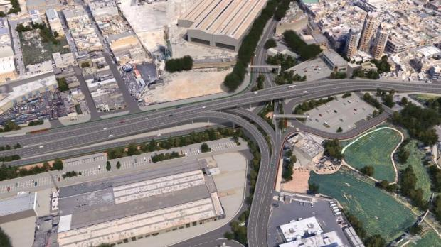 Marsa junction works shifting to phase two – Eight offers for the building of flyovers
